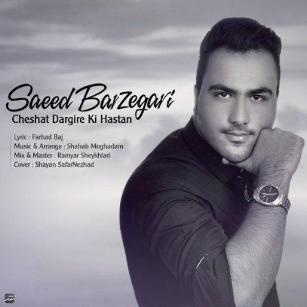 Saeed Barzegari - Cheshat Dargire Ki Hastan