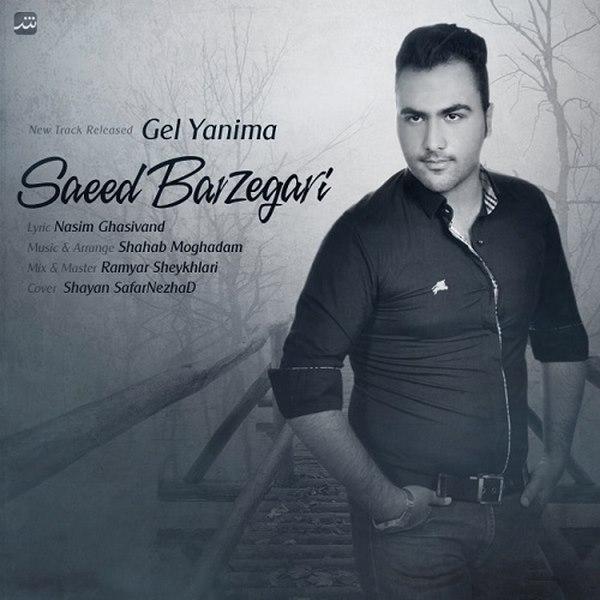 Saeed Barzegari - Gel Yanima