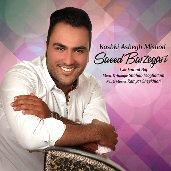 Saeed Barzegari - Kashki Ashegh Mishod