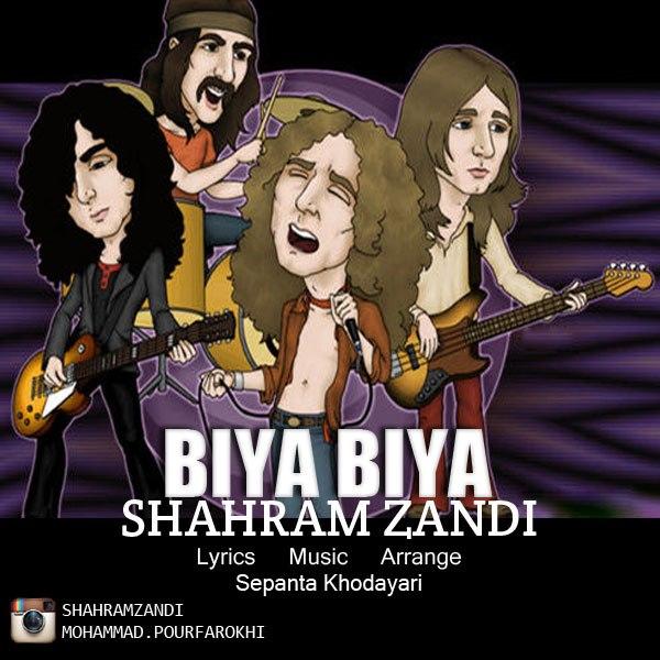 Shahram Zandi - Biya Biya