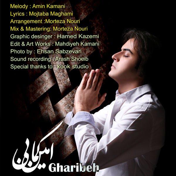 Amin Kamani - Gharibeh