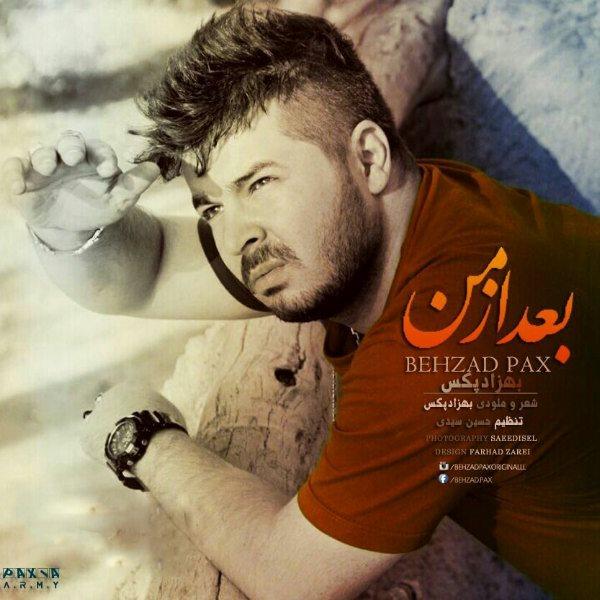 Behzad Pax - Bad Az Man