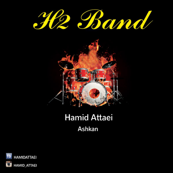 Hamid Attaei & Ashkan - Dance Time