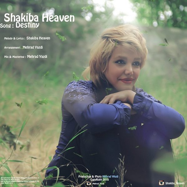 Shakiba Heaven - Destiny