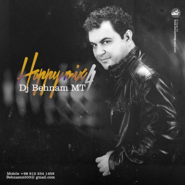 Dj Behnam MT - Happy Mix 4