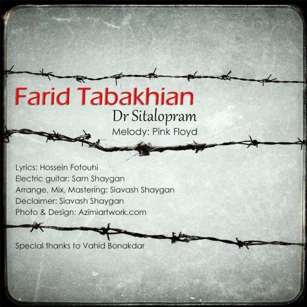 Farid Tabakhian - Dr Sitalopram