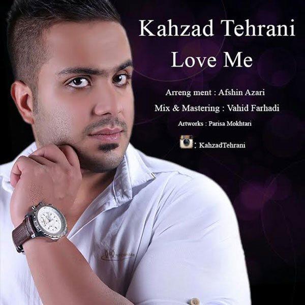 Kahzad Tehrani - Eshghe Mani