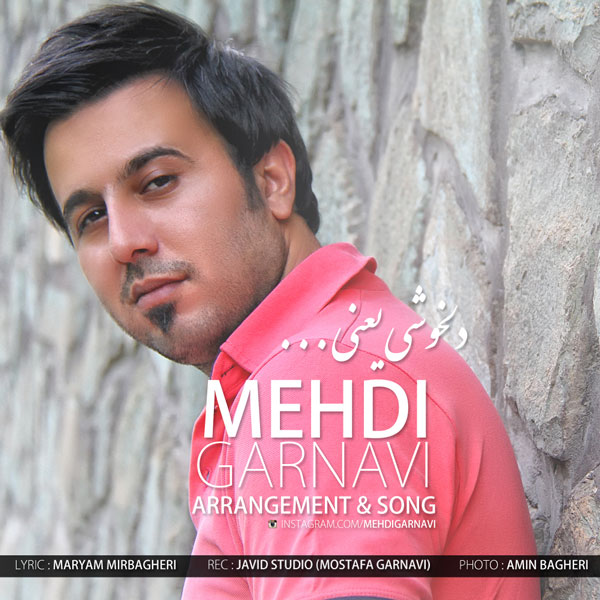 Mehdi Garnavi - Delkhoahi Yani