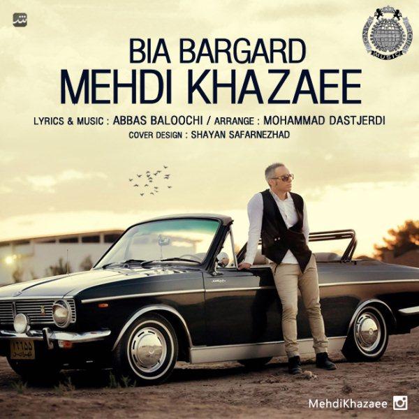 Mehdi Khazaee - Man Nemizaram