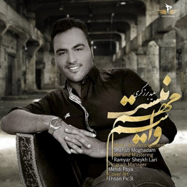 Saeed Barzegari - Vasam Mohem Nist