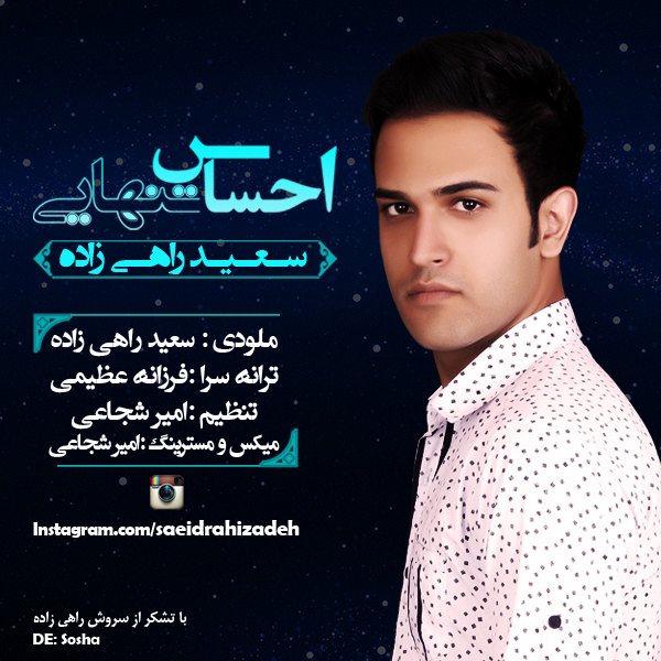 Saeid Rahizadeh - Ehsase Tanhaei