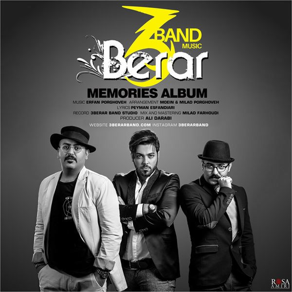 3Berar Band - Memories Album