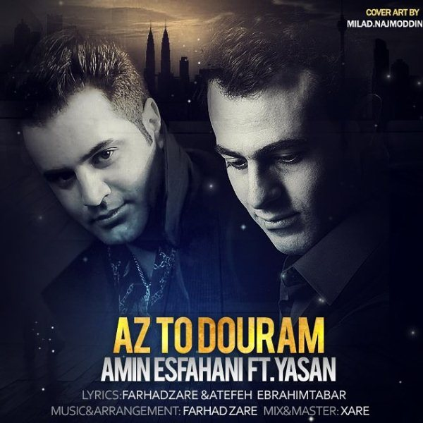 Amin Esfahani - Azat Douram (Ft Yasan)