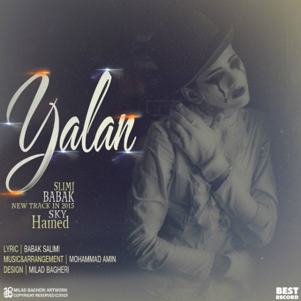 Hamed Sky - Yalan (Ft Babak Salimi)