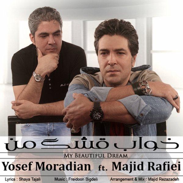 Yosef Moradian - Khabe Ghashange Man (Ft Majid Rafiei)