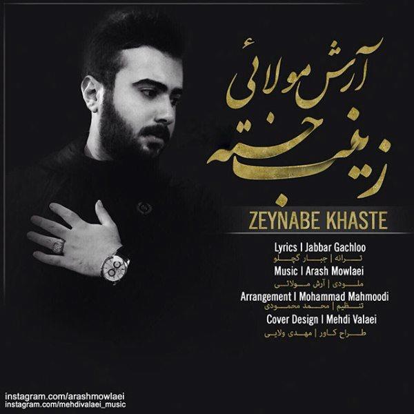 Arash Mowlaei - Zeynabe Khaste