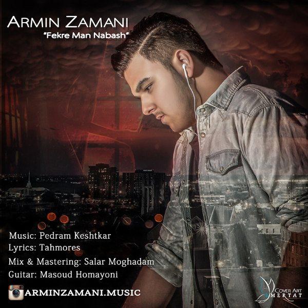 Armin Zamani - Fekre Man Nabash