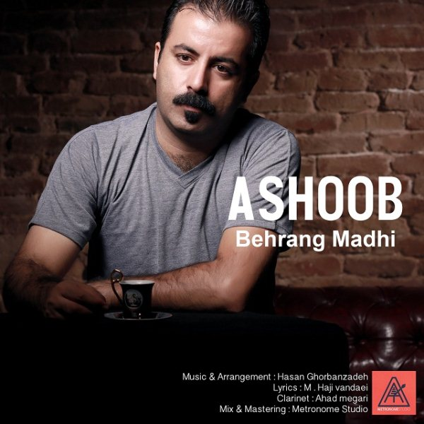 Behrang Madhi - Ashoob