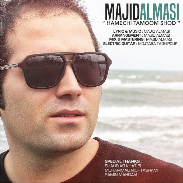 Majid Almasi - Hamechi Tamoom Shod