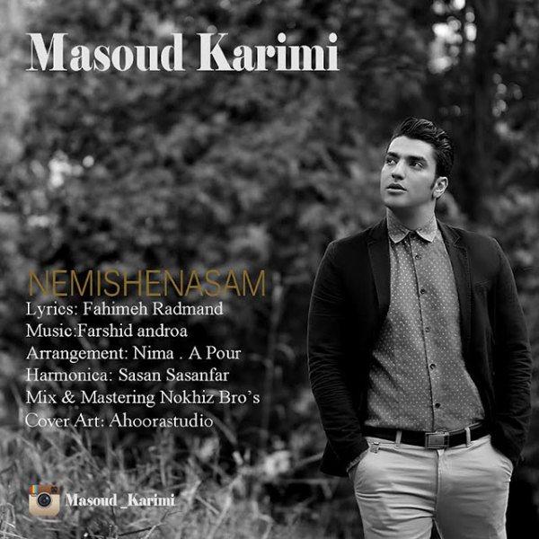 Masoud Karimi - Nemishenasam