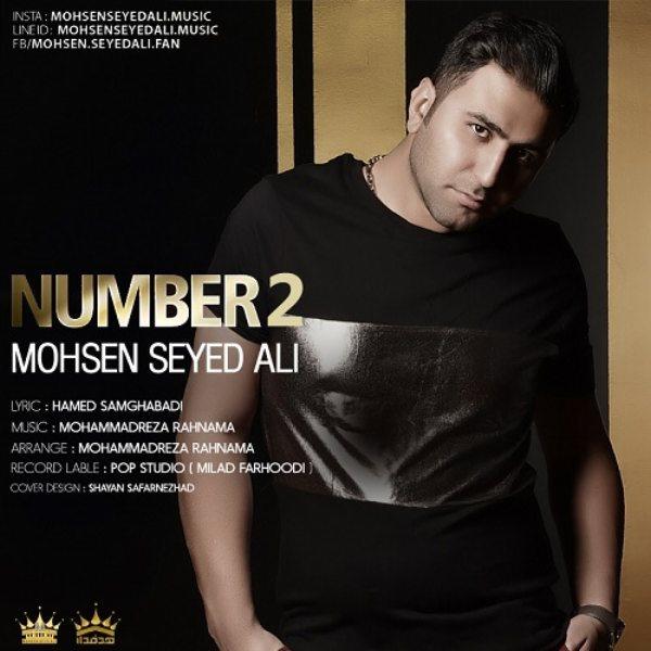 Mohsen Seyed Ali - Number 2