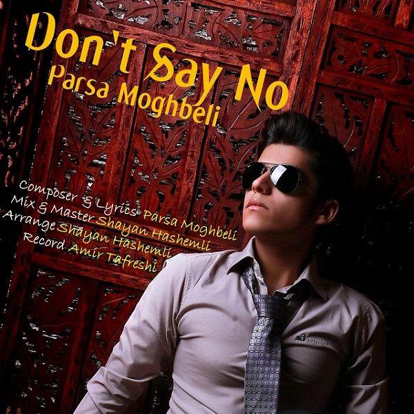 Parsa Moghbeli - Nagoo Na