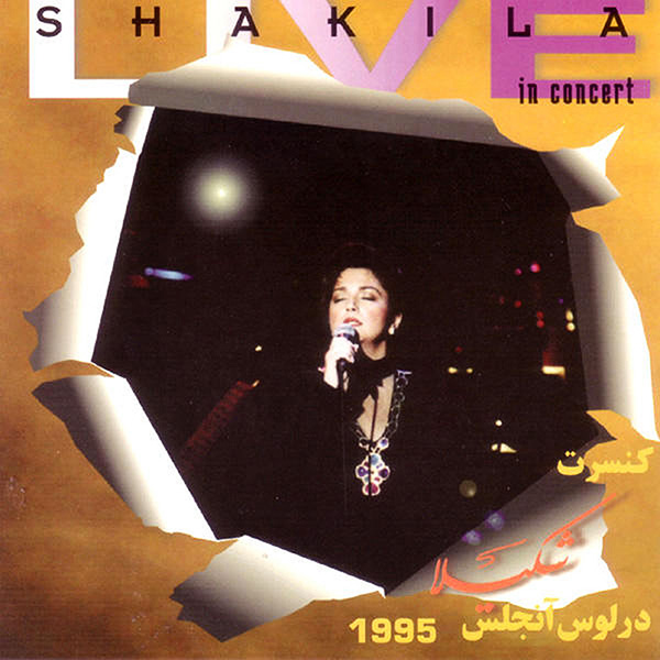Shakila - Sedayeh Eshgh (Live)
