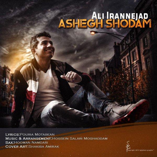 Ali Irannejad - Ashegh Shodam