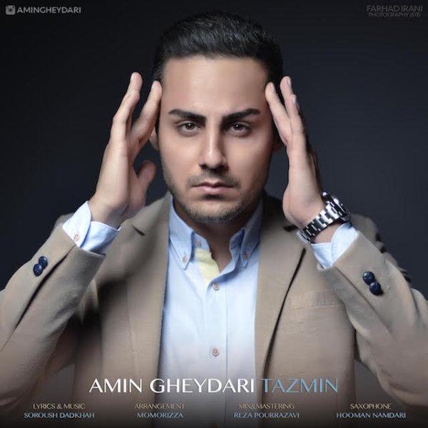 Amin Gheydari - Tazmin