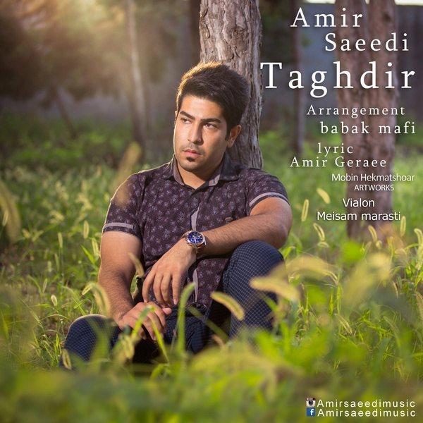 Amir Saeedi - Taghdir