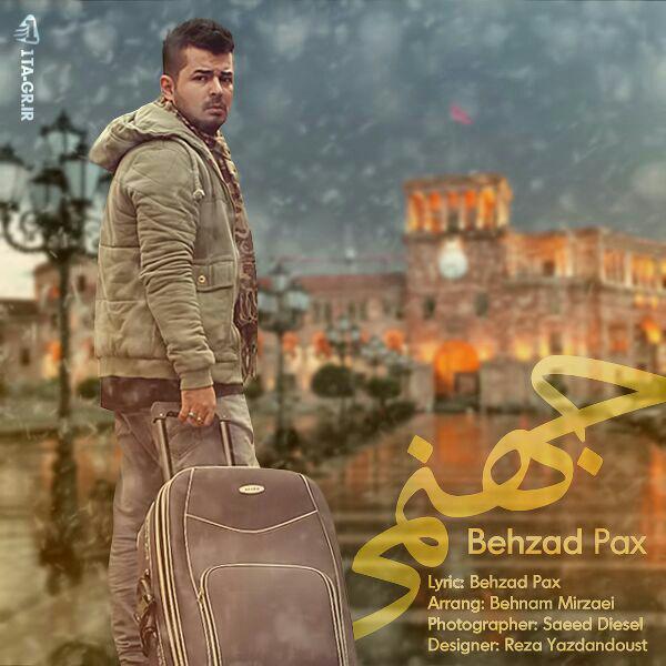 Behzad Pax - Jahanami