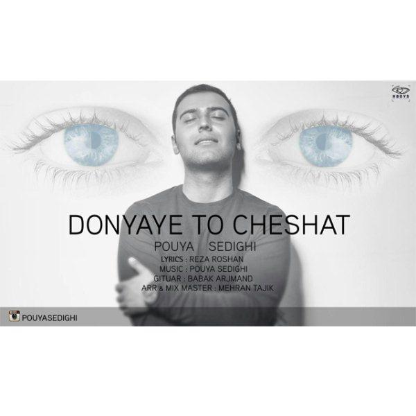 Pouya Sedighi - Donyaye To Cheshat