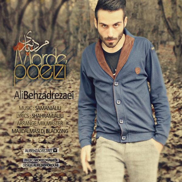 Ali Behzadrezaei - Marde Paeizi