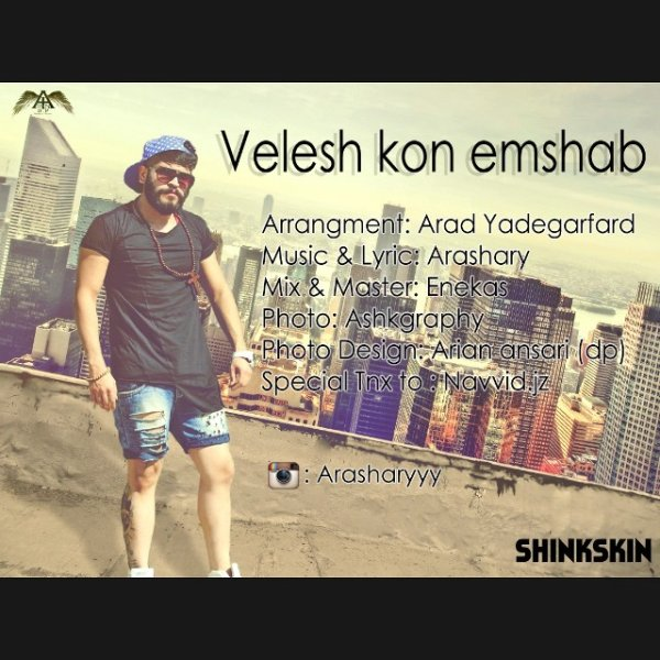 Arashary - Velesh Kon Emshab