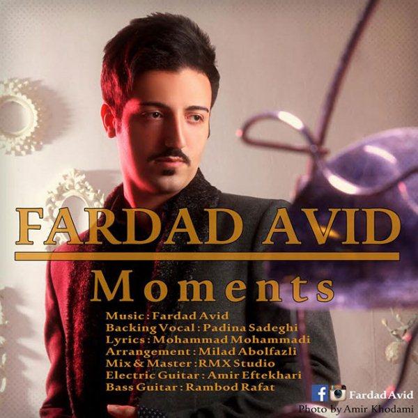 Fardad Avid - Lahzeha