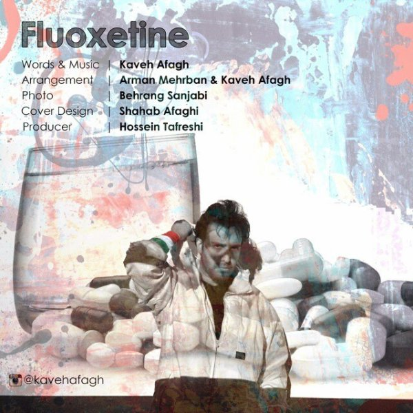 Kaveh Afagh - Fluoxetine