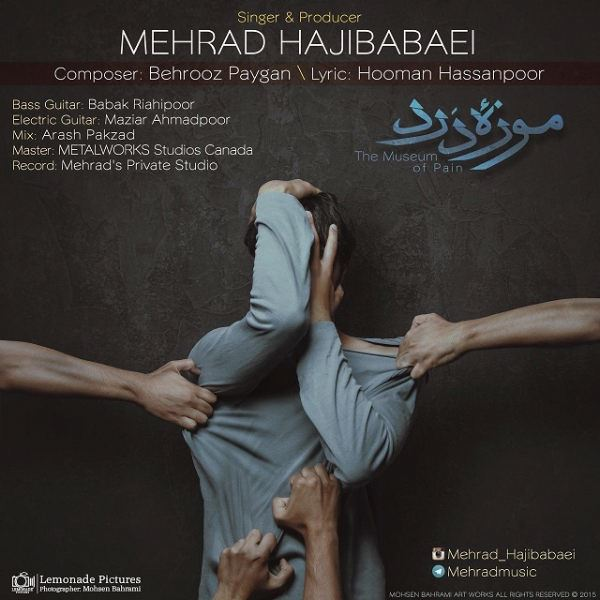 Mehrad Hajibabaei - Moozeye Dard