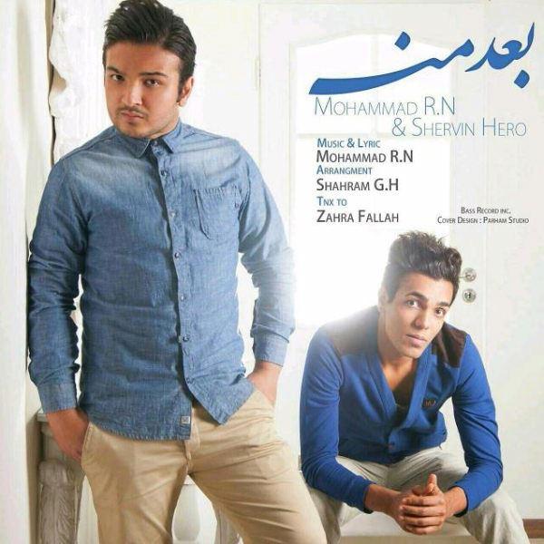 Mohammad R.N & Shervin Hero - Baade Man
