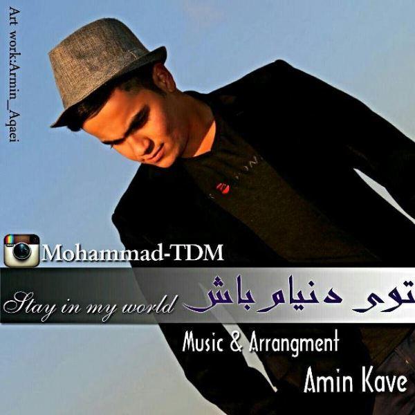 Mohammad TDM - Toye Donyam Bash