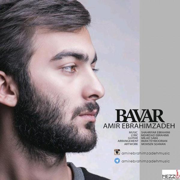 Amir Ebrahimzadeh - Bavar