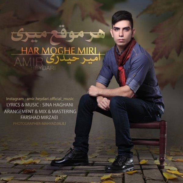 Amir Heydari - Har Moghe Miri