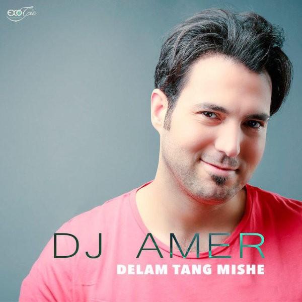 DJ Amer - Delam Tang Mishe