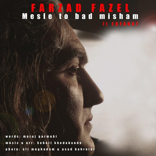 Farzad Fazel - Mesle To Bad Misham (Ft Erfanat)