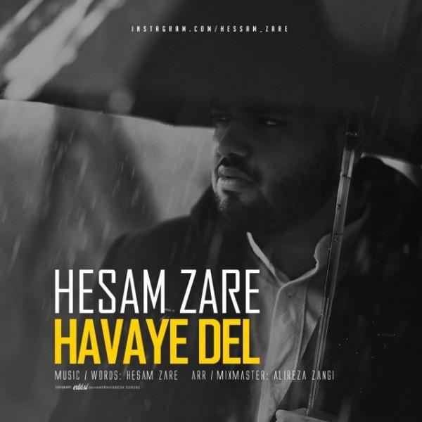 Hesam Zare - Havaye Del