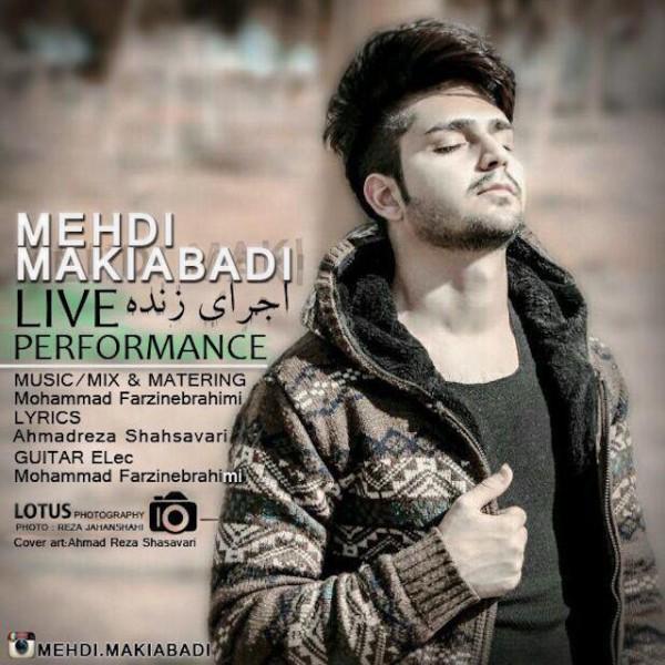 Mehdi Maki Abadi - Live