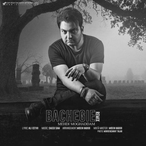 Mehdi Moghaddam - Bachegi (Moein Habibi Remix)