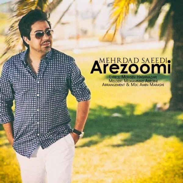Mehrdad Saeedi - Arezoomi