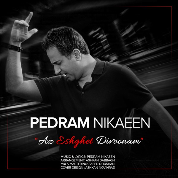 Pedram Nikaeen - Az Eshghet Divoonam