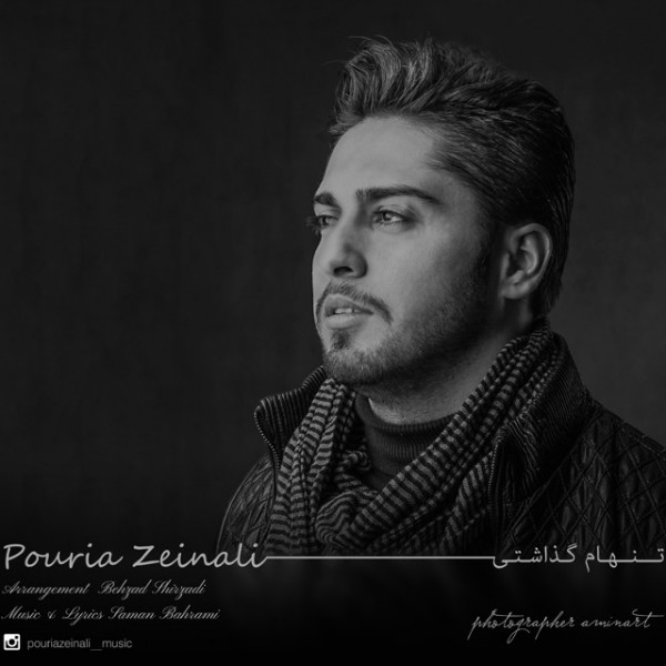 Pouria Zeinali - Tanham Gozashti