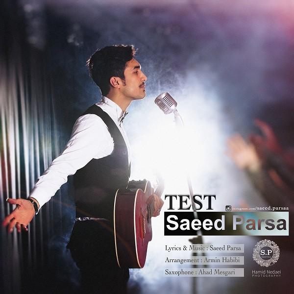 Saeed Parsa - Test